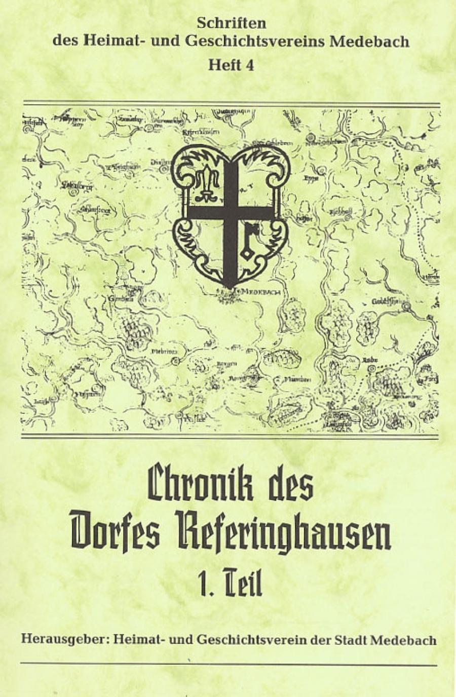 Chronik des Dorfes Referinghausen I