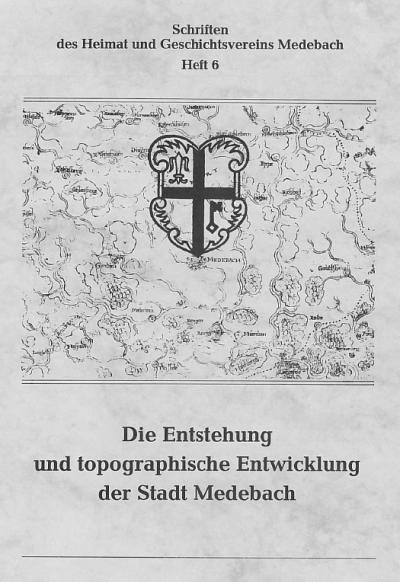 Die Entstehung und topographische Entwicklung