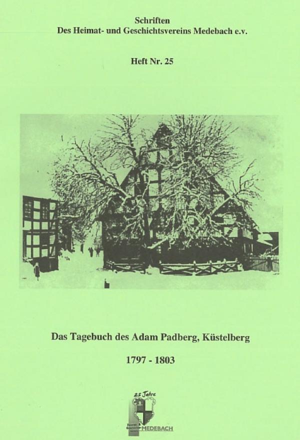 Das Tagebuch des Adam Padberg