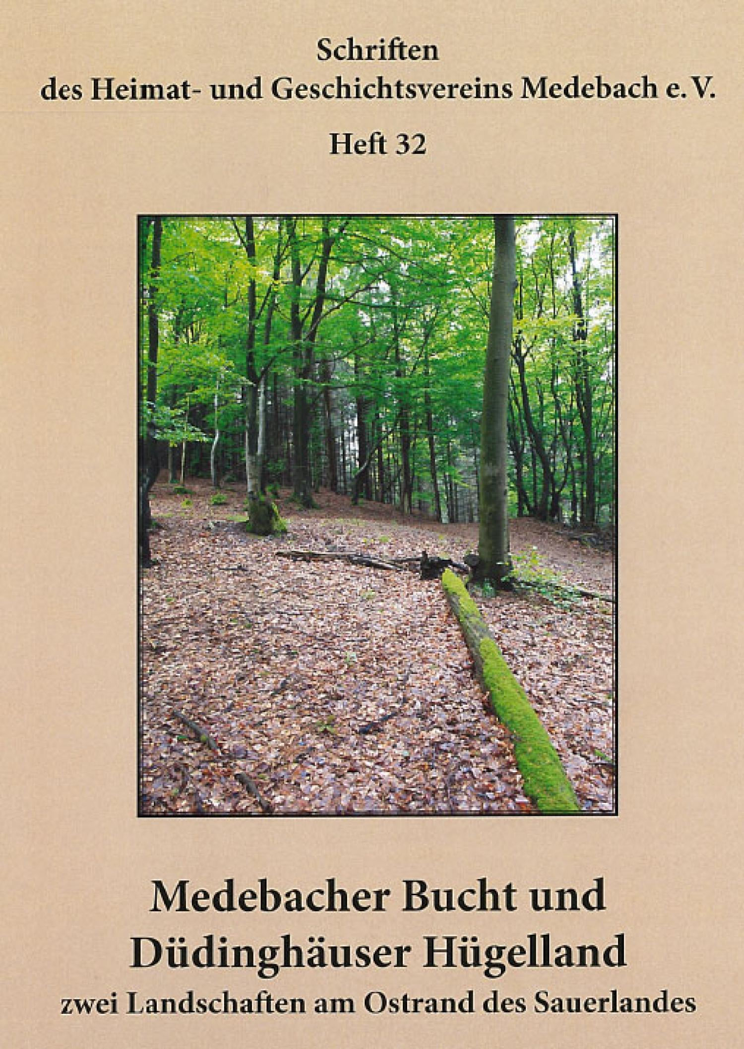 Medebacher Bucht und Düdinghauser Hügelland