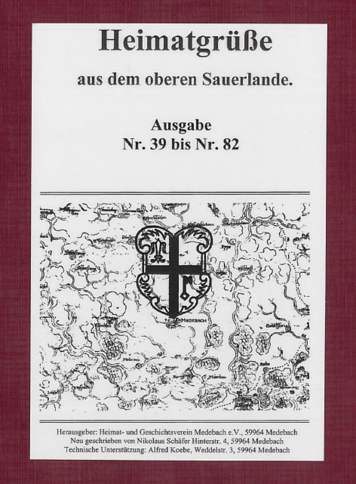 Heimatgrüße aus dem oberen Sauerlande II