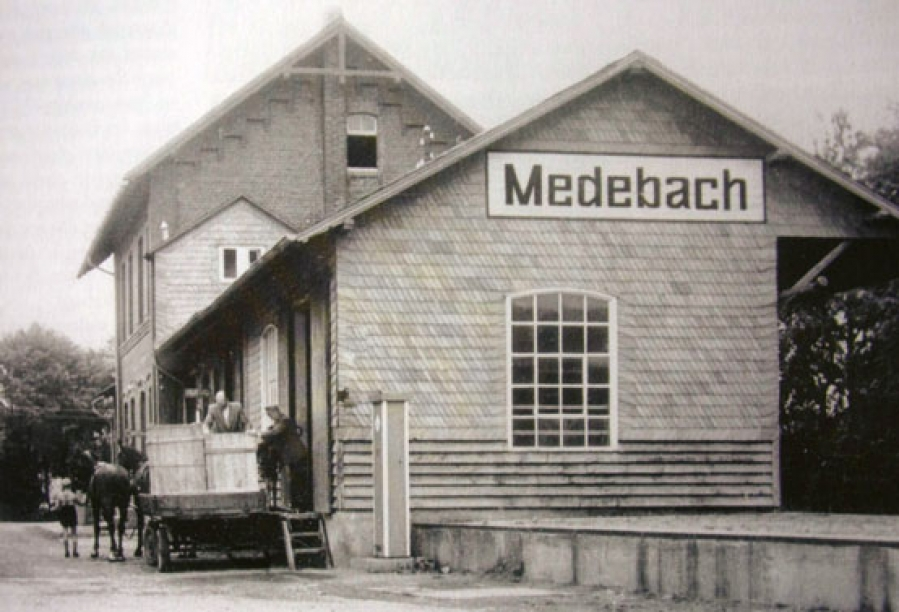 Bahnhof Medebach
