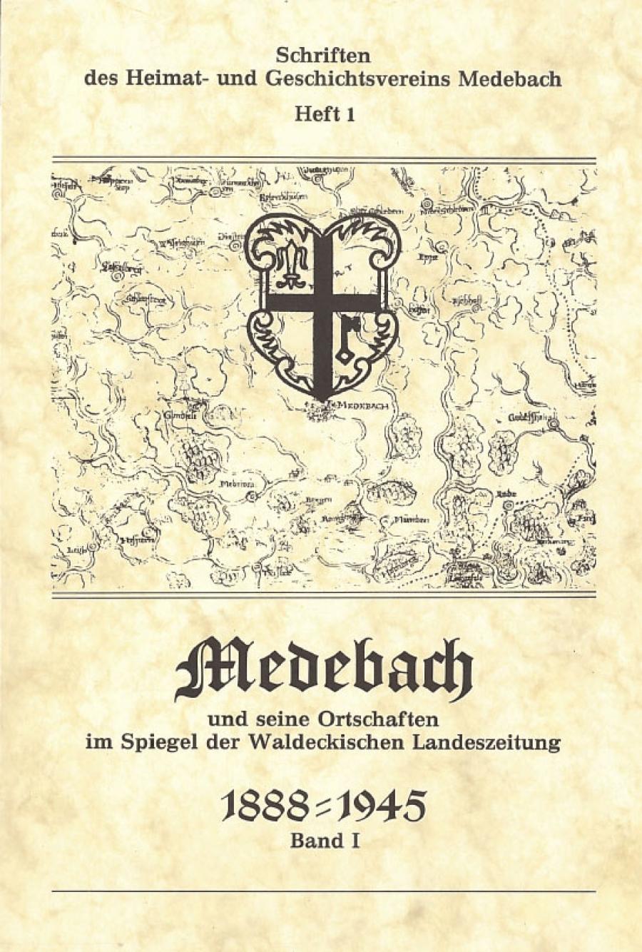 Im Spiegel der Waldeckischen Landeszeitung I